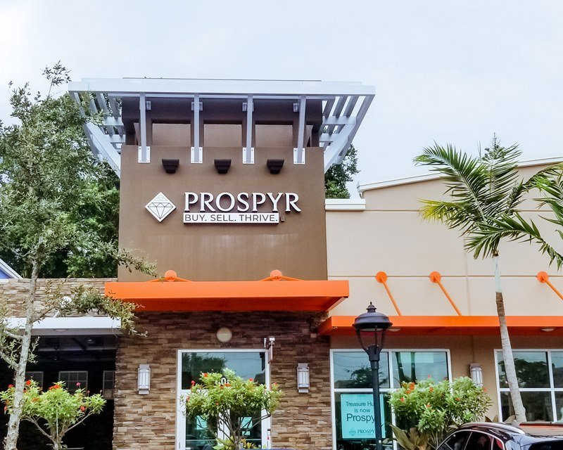Storefront photo of Prospyr in Delray Beach