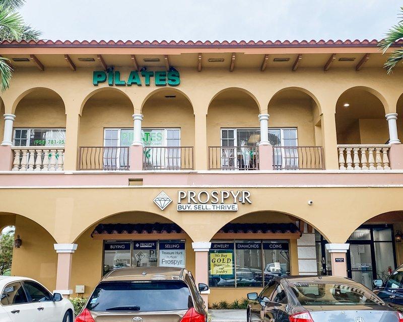 Storefront photo of Prospyr in Pompano Beach, Florida